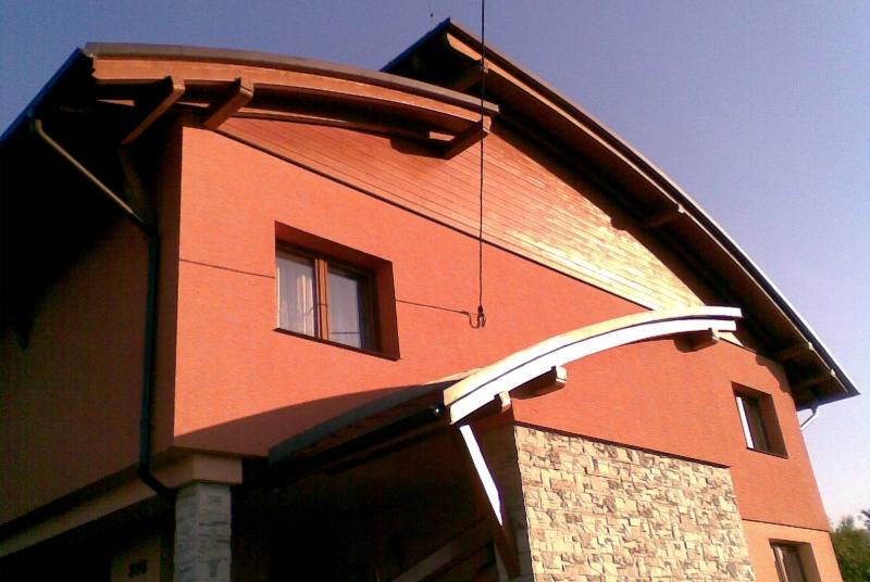 Stavební obloukové segmenty